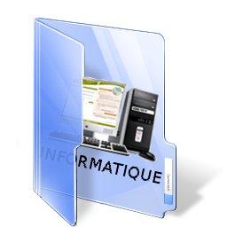 logo dossier informatique